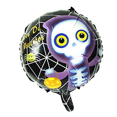 عطلة زينة زينة هالوين كائنات ديكور ديكور / كوول أرجواني 1PC
