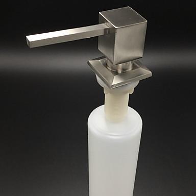 آلة الصابون تصميم جديد / كوول معاصر الفولاذ المقاوم للصدأ / الحديد 1PC - حمام مثبت على الحائط