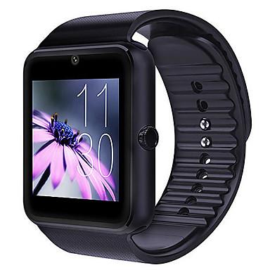 رجالي ساعة رياضية ساعة رقمية رقمي سيليكون أسود رزنامه الكرونوغراف LCD رقمي كاجوال موضة - أسود فضي أحمر / أداة تحديد المسافات بسرعة