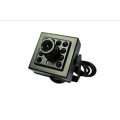 700tvl wdr 0.001lux 940 non-luminescent ir led مصغّر ccd كاميرا / على متن مراقبة كاميرا