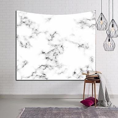 Neliskulmainen Wall Decor Polyesteri Nykyaikainen Wall Art, Seinävaatteet Koriste