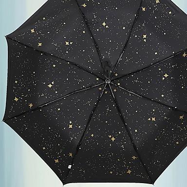 قماش الجميع مشمس وممطر مظلة ملطية