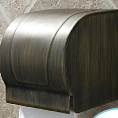 Porta rotolo di carta igienica Nuovo design / Fantastico Moderno Ottone 1pc Portarotoli Montaggio su parete