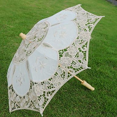 المواد الخاصة للمرأة مشمس وممطر مظلة ملطية