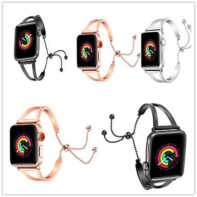 حزام إلى أبل ووتش سلسلة 5/4/3/2/1 Apple تصميم المجوهرات ستانلس ستيل شريط المعصم