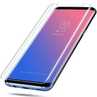 Cooho Näytönsuojat varten Samsung Galaxy S9 / S9 Plus / S8 Plus Karkaistu lasi 1 kpl Näytönsuoja Teräväpiirto (HD) / 9H kovuus / Yhteensopiva 3D-touchin kanssa