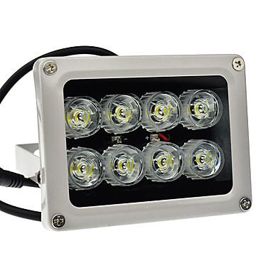 fabryka oem lampa na podczerwień aj-bg8080 dla systemów bezpieczeństwa 11,3 * 8,5 * 9,6 cm 0,75 kg