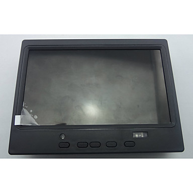 wyświetlacz fabryczny oem monitorujący bezpieczeństwo msx7001d dla systemów bezpieczeństwa 17.4 * 13.1 * 2.4 cm 1 kg