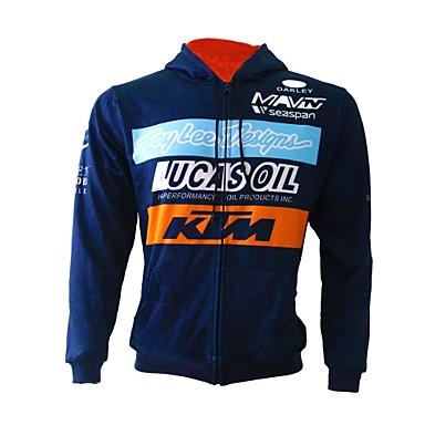 voordelige Motorjacks-KTM Motorkleding Shirts en tops voor Allemaal Katoenflanel / Rayon / polyester Herfst / Winter Flexibel / Snel Drogend / Zonbescherming