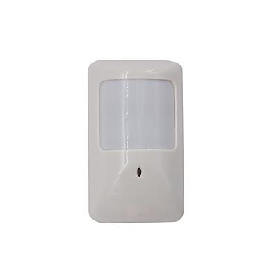 billige Sikkerhedscensorer-12V-ledet pir bevægelsesføler passiv infrarød detektor udgang n.c. og nej. valgfri 110 graders detektionsvinkel