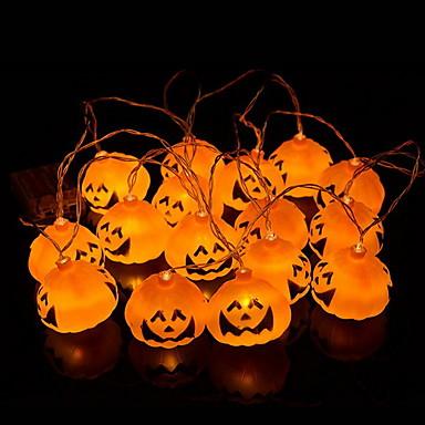 3 M Łańcuchy świetlne 16 Diody LED Ciepła biel Dekoracyjna Zasilanie bateriami AA 1 zestaw