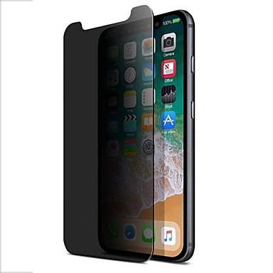 Недорогие Защитные плёнки для экрана iPhone-AppleScreen ProtectoriPhone XS Уровень защиты 9H Защитная пленка на всё устройство 2 штs Закаленное стекло