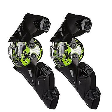 Недорогие Средства индивидуальной защиты-2 шт. Мотоцикл защитное снаряжение для наколенников мужские полипропиленовые волокна спорт / ветрозащитный