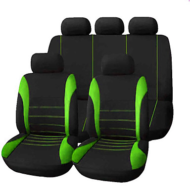 cheap Automotive Interior Accessories-Car Seat Covers Seat Covers Red / Green / Blue Fabric Business / Common For universal Universal Universal