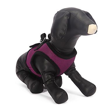 Câine Hamuri Respirabil textil Plasă Albastru Roz Culoare Camuflaj