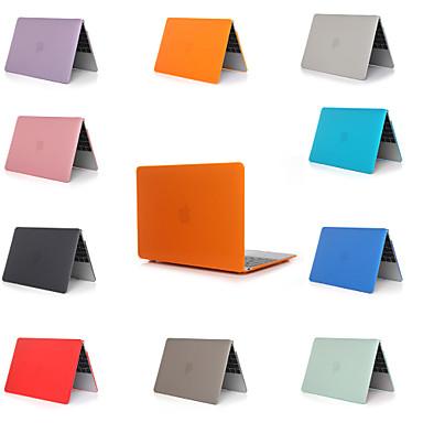 billige Nyheder-macbook laptop taske til æble macbook air 11 12 13 15 solid farvet pvc materiale til mac bog ny pro 13.3 15 tommer med touch bar