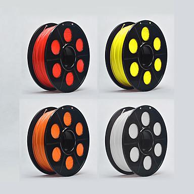 billige 3D printer tilbehør-KCAMEL 3D Printer Filament TPU 17.5 mm 1 kg til 3D-printer