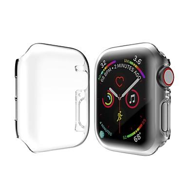 billige Nyheder-Etui Til Apple Apple Watch Series 4 / Apple Watch Series 3 / Apple Watch Serie 2 Plast Apple