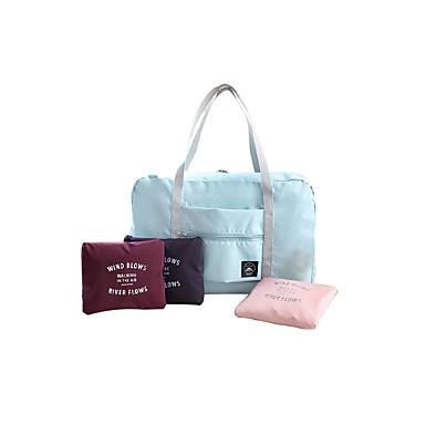 トラベルオーガナイザー / 旅行用洗面道具バッグ 大容量 / 携帯用 / 洗濯可 のために 携帯式 / ローラー付きスーツケース / クロス テリレン 48*32*16 cm フリーサイズ 日常使用