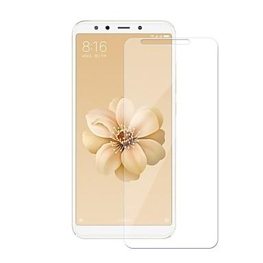 billige Skærmbeskyttelse til Xiaomi-Skærmbeskytter for XIAOMI Xiaomi Mi 6X(Mi A2) Hærdet Glas 1 stk Skærmbeskyttelse 9H hårdhed / Ridsnings-Sikker