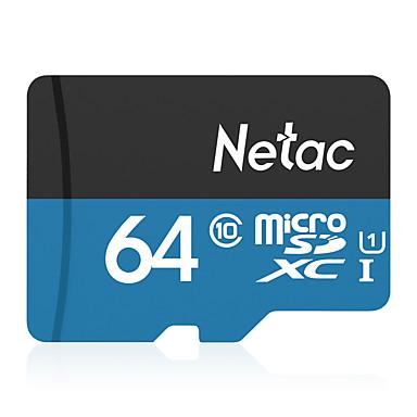 Netac 64GB hukommelseskort UHS-I U1 / Class10 P500