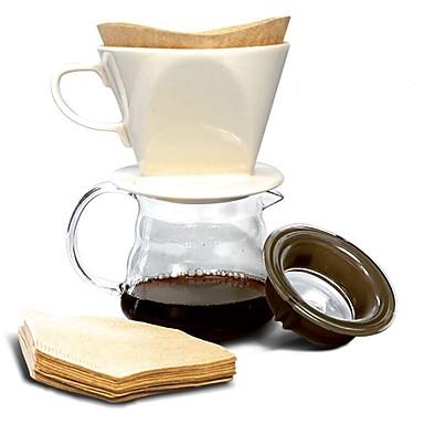 120 stück beutel aus holz original hand tropfen papier kaffee filter espresso kaffee