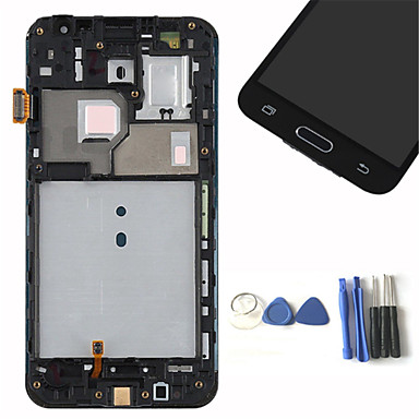 For Samsung Galaxy J3 2016 J320 J320P J320F J320M LCD Display Touch Screen  Digitizer Full Assembly With Frame + Repair Tools