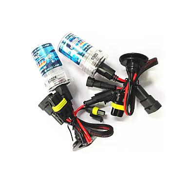 voordelige Autokoplampen-2pcs 9005 Automatisch Lampen Krachtige LED 3600 lm HID Xenon Koplamp Voor Alle jaren