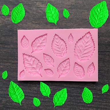 frunze de silicon mucegai fondant mucegai tort decorare instrumente ciocolata mucegai de copt mucegai