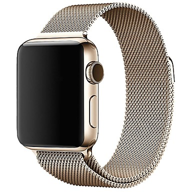 Klokkerem til Apple Watch Series 4/3/2/1 Apple Milanesisk rem Rustfritt stål Håndleddsrem