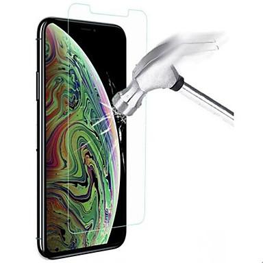 Недорогие Защитные пленки для iPhone XR-AppleScreen ProtectoriPhone XS HD Защитная пленка для экрана 2 штs Закаленное стекло