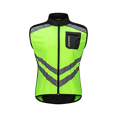 voordelige Motorjacks-WOSAWE Motorkleding Jack / vesten voor Allemaal Polyster Lente & Herfst / Zomer Waterbestendig / Reflecterend