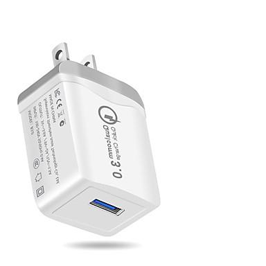 Chargeur USB SR-7702W 3 Station de chargeur de bureau Affichage LCD / Design nouveau / corps Transparent Prise US Adaptateur de charge