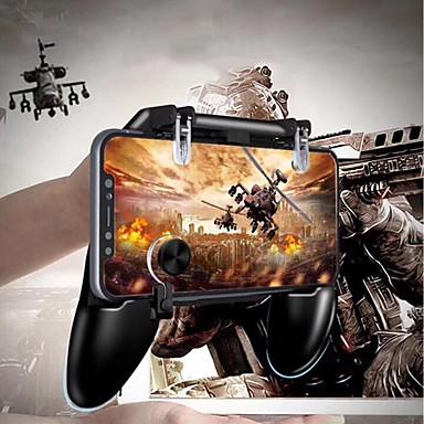 olcso Videojáték tartozékok-joystick vezérlő fogantyú ios / android okostelefon játékosok kiváltó lövőhöz 1 db