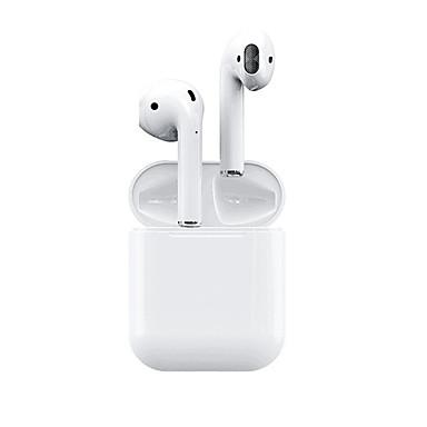 i14 i øre trådløse hovedtelefoner øretelefon abs + pc rejse& Underholdning øretelefon stereo / med mikrofon / med lydstyrke headset