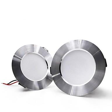 billige Indendørsbelysning-5pcs 15 W 95 lm 24 LED Perler Downlights Loftslys 220-240 V Kommercielt Hjem / kontor Stue / spisestue