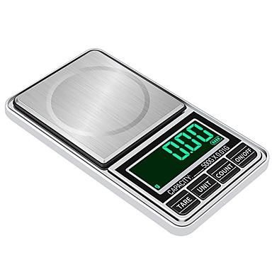 200g/0.01g High Definition Portabil Auto Off Scala bijuterii digitale Pentru Birou și Catedră Viata acasa Bucătărie zilnic