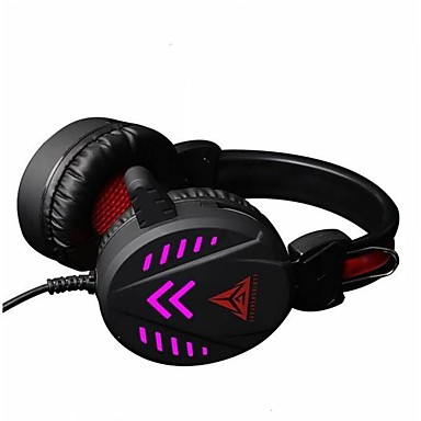 voordelige Gaming-oordopjes-bedrade gaming-koptelefoon muziek headset met microfoon