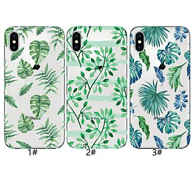 voordelige iPhone 6 Plus hoesjes-hoesje voor apple iphone xr / iphone xs max patroon achterkant boom soft tpu voor iphone 6 6 plus 6s 6s plus 7 8 7 plus 8 plus x xs