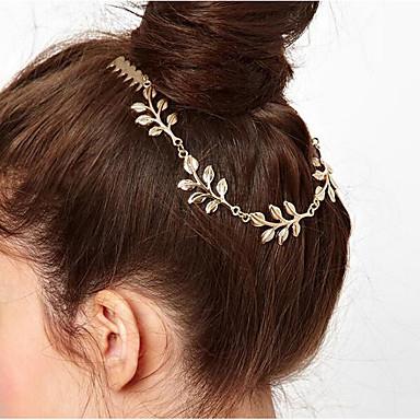 ieftine Bijuterii de Păr-Pentru femei Petrecere Aliaj Hair Charms