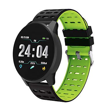Χαμηλού Κόστους Ανδρικά ρολόγια-Ανδρικά Αθλητικό Ρολόι Ψηφιακό σιλικόνη Κόκκινο / Πράσινο / Γκρι 30 m Ανθεκτικό στο Νερό Bluetooth Smart Ψηφιακό Καθημερινό Μοντέρνα - Μαύρο / Κόκκινο Μαύρο / Μπλε Μαύρο / Γκρι / Χρονογράφος