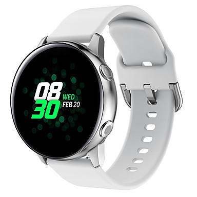 voordelige Horlogebandjes voor Samsung-Horlogeband voor Samsung Galaxy Active Samsung Galaxy Sportband Silicone Polsband