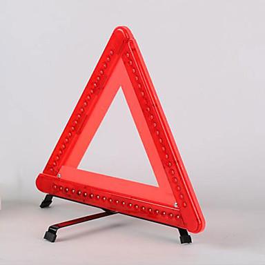 voordelige Noodgereedschap-auto kunststof led statief reflecterend frame parkeren waarschuwingsbord markers nood gereedschap