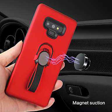 cheap Galaxy Note 3 Cases / Covers-Samsung mobile phone case with ring bracket car holder PC hard case for Samsung Note 8/Note 9/Note 3/Note 4/Note 5 mobile phone case
