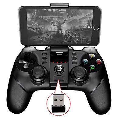 olcso Videojáték tartozékok-gamepad ipega 9076 3 in1 bluetooth joystick 2.4g vezeték nélküli játék fogantyú android ios