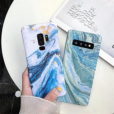 voordelige Galaxy Note-serie hoesjes / covers-hoesje Voor Samsung Galaxy Note 9 / Note 8 IMD / Patroon Achterkant Marmer Hard PC