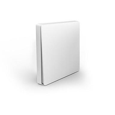 cheap Smart Switch-Aqara xiaomi system APPSmart panel voice remote control single button wireless switch