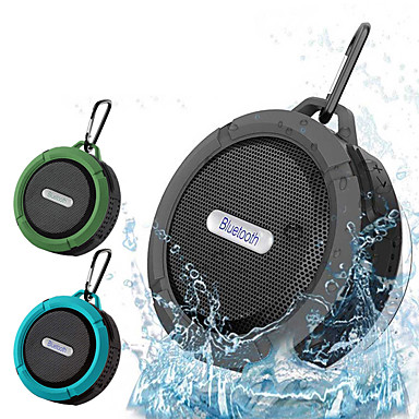 Bluetooth Wireless Speaker Mini SUPER BASS Portable For Smartphone Waterproof