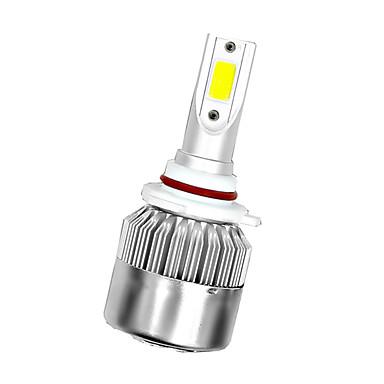 voordelige Autokoplampen-1pc universele high power autolampen c6 auto led koplampen - 6000K - wit licht