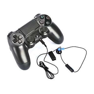 olcso Videojáték tartozékok-vezetékes fejhallgató ps4-hez, hordozható fejhallgató abs 1 db egység